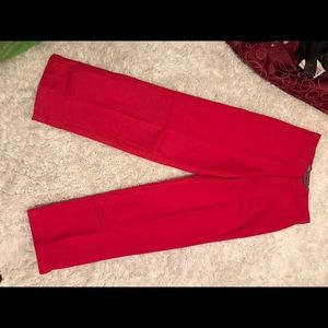 New Red Jeans